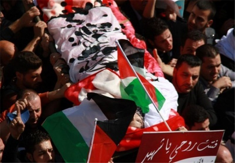 الاحتلال الصهیونی یسلم جثمانی شهیدین من سعیر وصوریف بمحافظة الخلیل