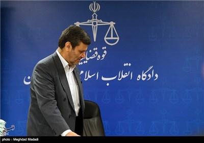 پنجمین جلسه محاکمه بابک زنجانی