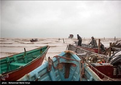 منطقه صیادی در استان گلستان