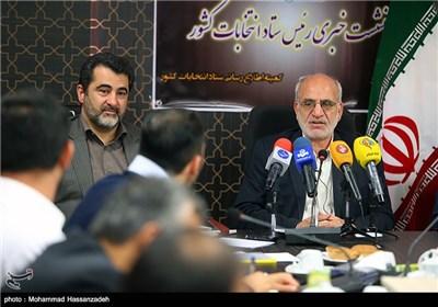 محمدحسین مقیمی رئیس ستاد انتخابات کشور