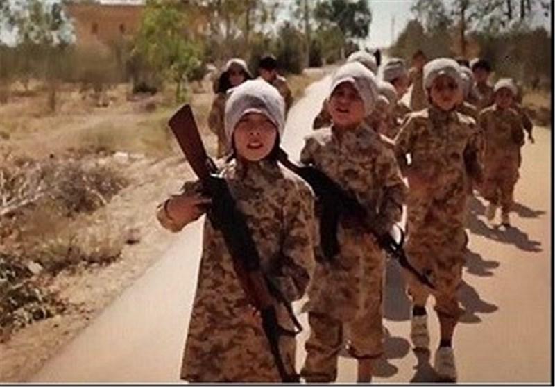 کودکان داعشی