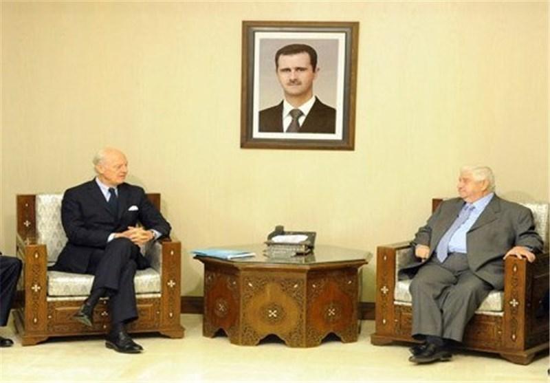 مبارزه با تروریسم بدون هماهنگی سوریه نقض منشور سازمان ملل است