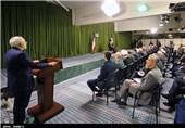 وزیر الخارجیة: نعتبر أوامر الامام الخامنئی أساس عمل وزارة الخارجیة