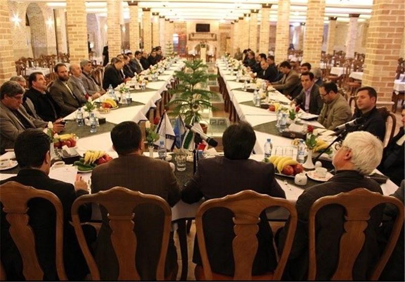اعضای اتاق سرمایهگذاری گردشگری آذربایجان شرقی انتخاب شدند