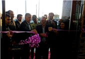 شعبه شهید پارسی بانک ملی در دهدشت افتتاح شد