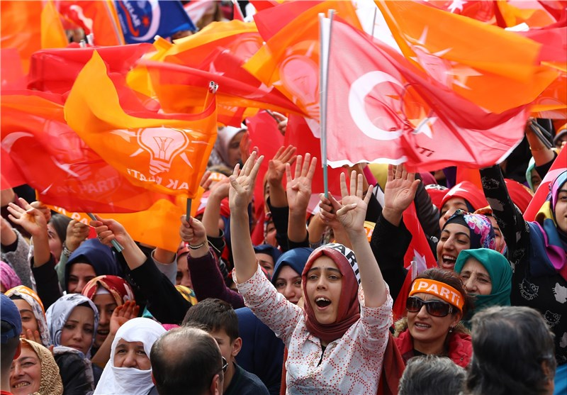 AKP Wins Outright Majority in Turkey Election
