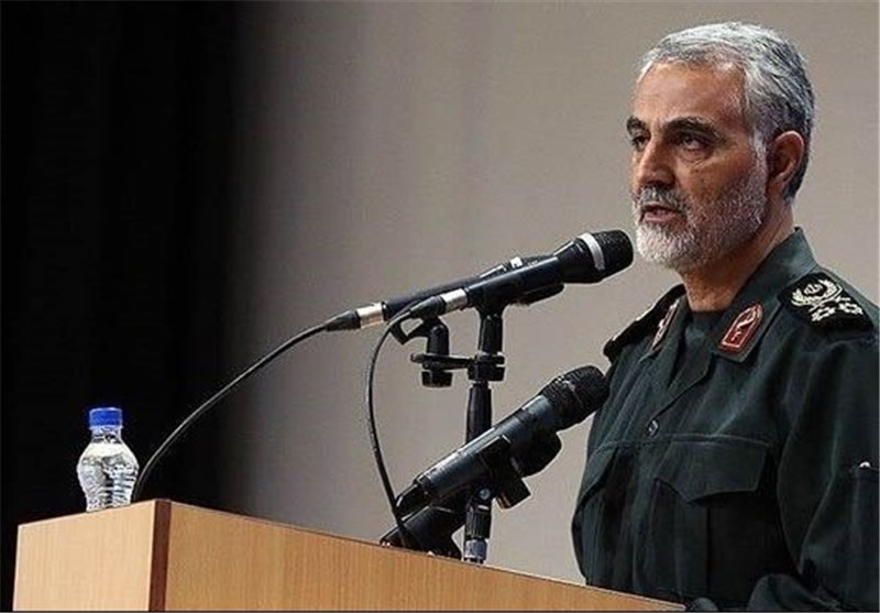 No Need for Iran's Military Presence in Iraq: General Soleimani