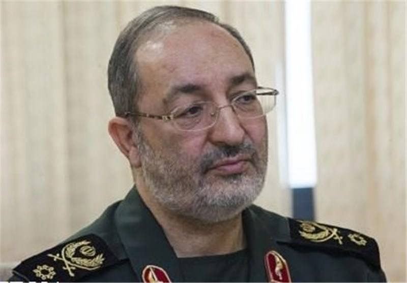 Commander Calls Iran's Strategy of Backing Syria 'Immutable'
