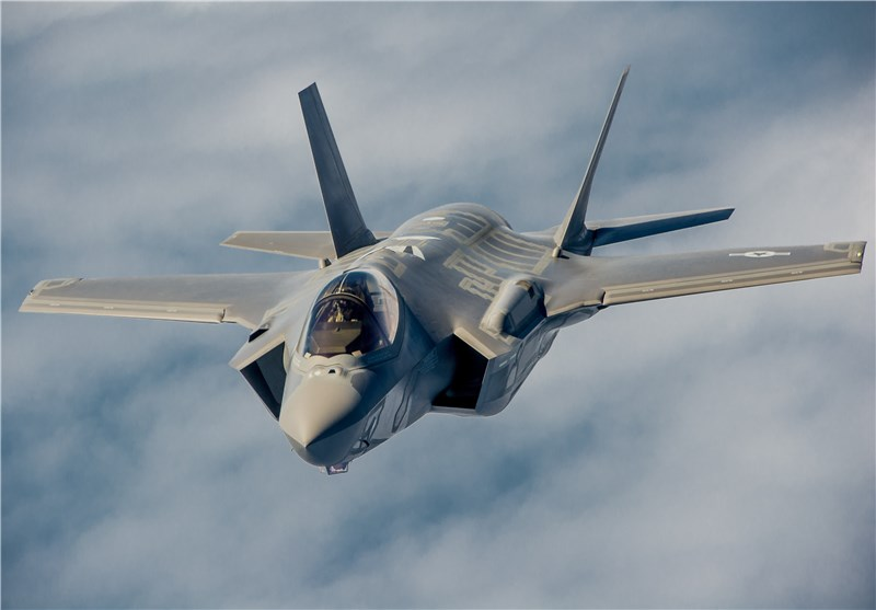 İran Radara Yakalanmaz Denen F-35'i Yakaladı