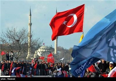 16 ألف شرطی وطائرات مسیرة لحمایة الانتخابات الترکیة فی أنقرة