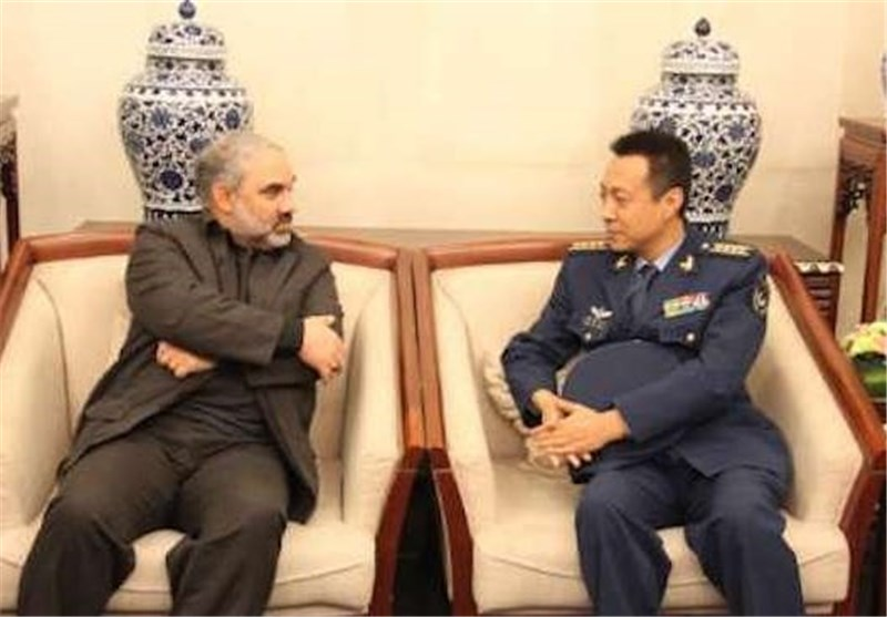 China's Air Force Seeks Enhanced Cooperation with Iran's: Commander