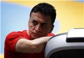 کشتی گزینشی المپیک| ناراحتی شدید محمد بنا از شکست نوری/ حضور لالوویچ و تورلیخانوف در سالن مسابقات