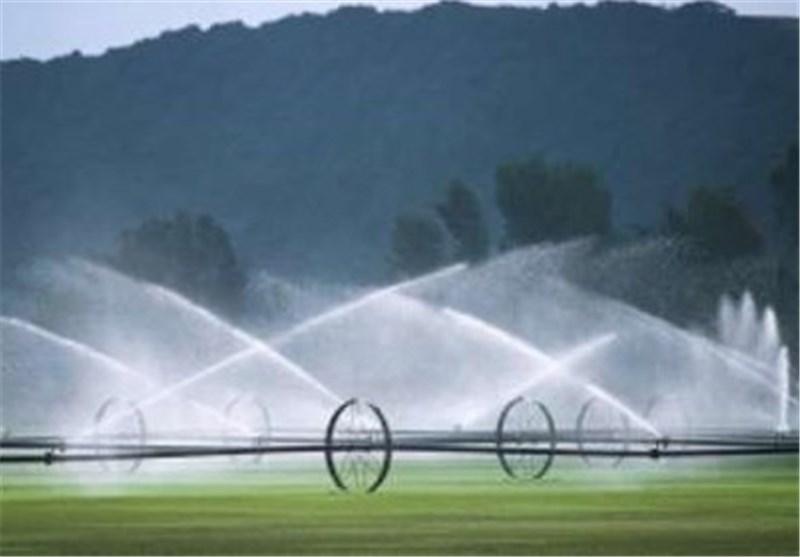 بهره وری آب - آبیاری فضای سبز