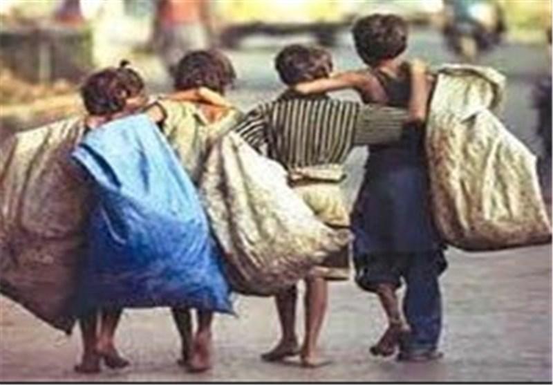 کودکان خیابانی در کدام مناطق تهران زندگی و کار میکنند + نقشه