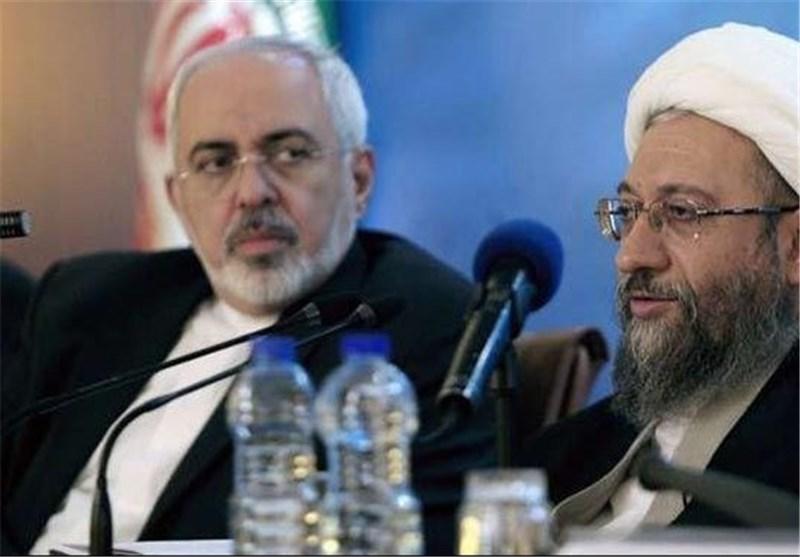 آیة الله آملی لاریجانی: التهجم علی ایران الاسلامیة فی مجال حقوق الانسان، سیاسی بحت