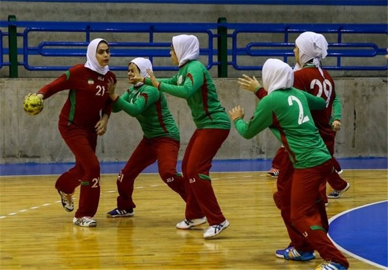West Asian Women's Handball Championship: Iran Beats Qatar