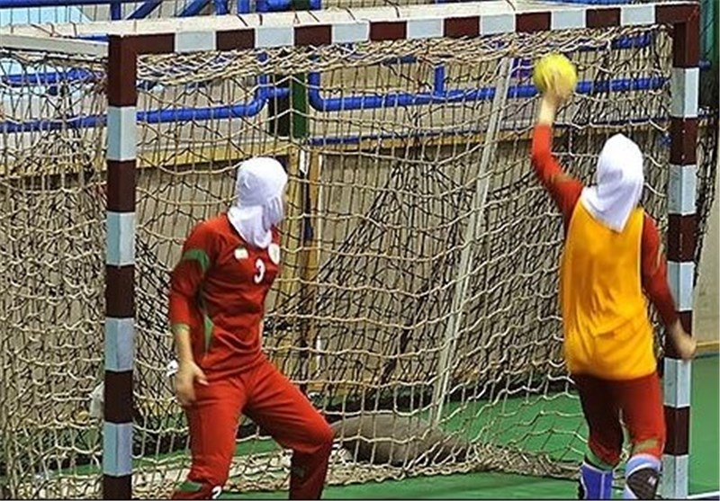 Iranian Women Make History in West Asian Women's Handball Championship