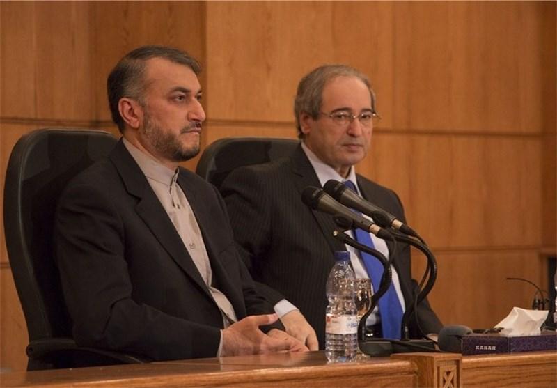 مساعد وزیر الخارجیة یؤکد ضرورة التصدی بشکل جدی لظاهرة الارهاب