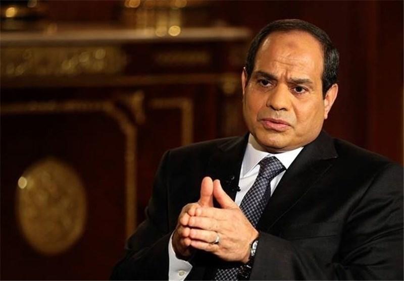 New Governors Sworn In before Egypt's President Sisi