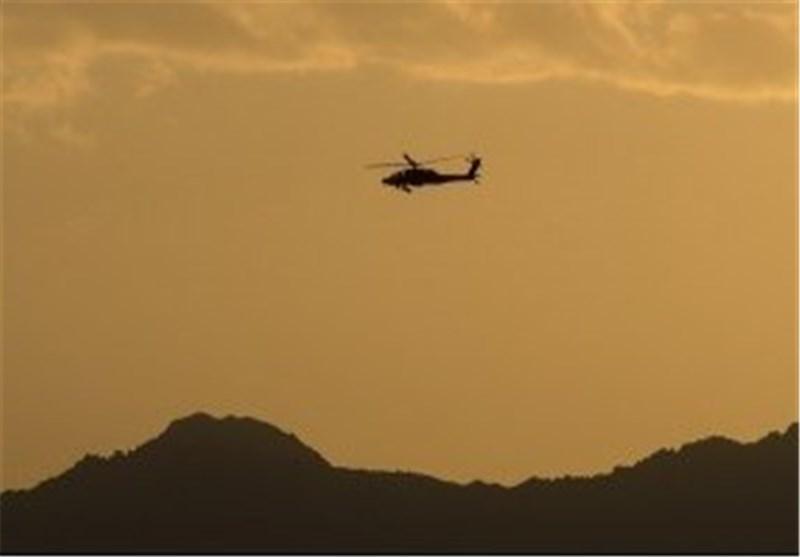 ABD Helikopterleri IŞİD Teröristlerini Doğu Guta'ya Taşıyor