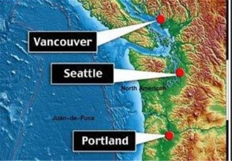 علماء امریکیون یحذرون من زلزال قادم یضرب 3 مدن امریکیة قریبا وسیکون الاکبر من نوعه