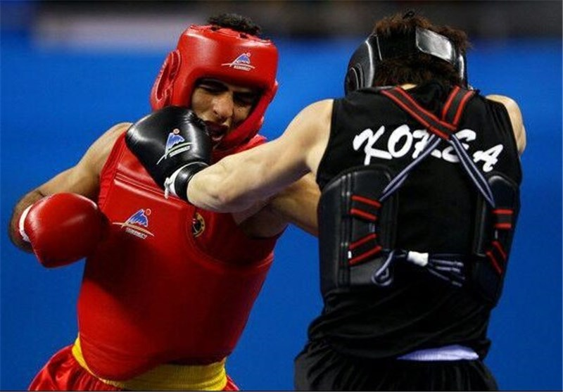 Iran Win Three More Gold Medals at Sanda Competition