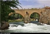 طبیعت پاییزی زاینده رود - چهارمحال وبختیاری