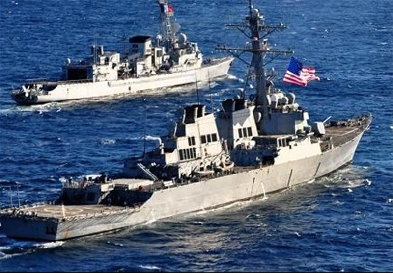 US Reveals Joint Patrols in South China Sea with Philippines
