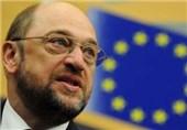 رئیس البرلمان الاوروبی فی طهران