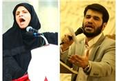 شاعران مبارز جهان اسلام پای کار نوحههای بینالمللی مطیعی +صوت و فیلم