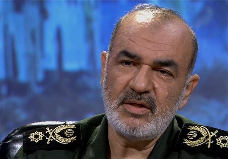 العمید سلامی یتحدث عن قضایا حساسة واجهتها ایران الاسلامیة فی مرحلة الدفاع المقدس