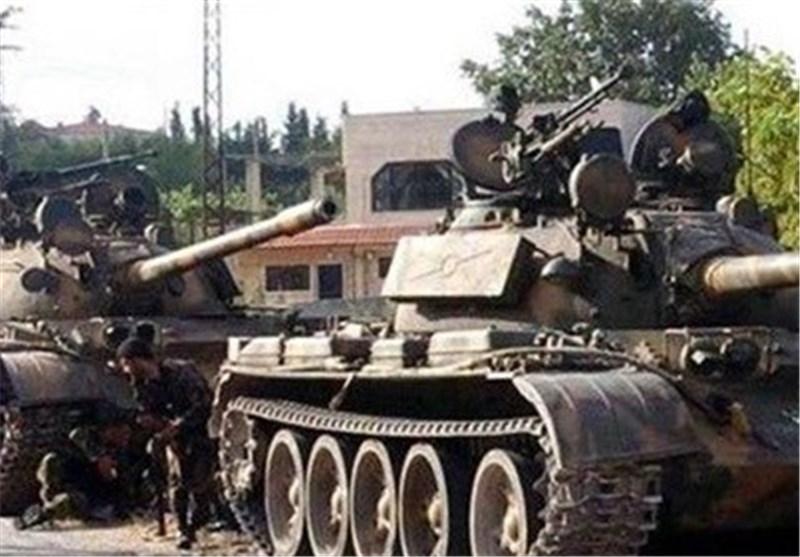 مصدر عسکری لـ تسنیم : أنباء عن انطلاق عملیة عسکریة فی مدینة درعا جنوب سوریا