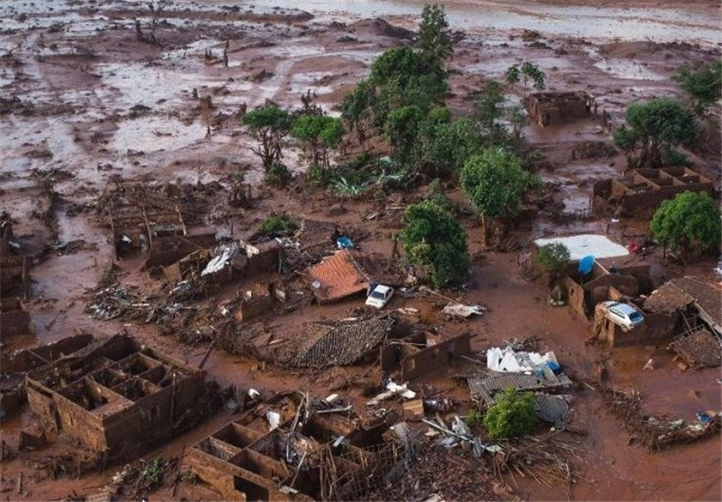 Death Toll from Brazil Heavy Rains Rises to 30