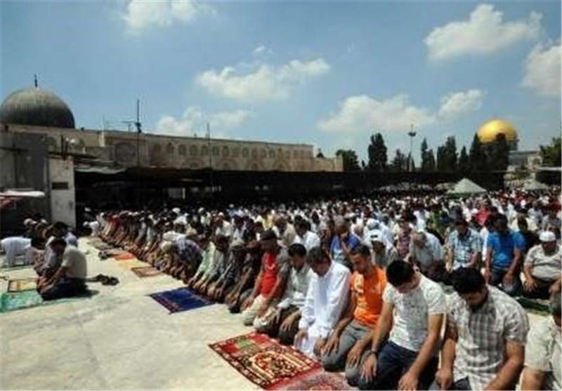 خطیب الأقصى : المسجدالأقصى للمسلمین فقط والإشراف علیه مسؤولیتهم دون غیرهم
