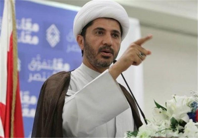 غیاب زعیم المعارضة الدیمقراطیة فی البحرین عن جلسة الاستئناف لأسباب مجهولة !!؟
