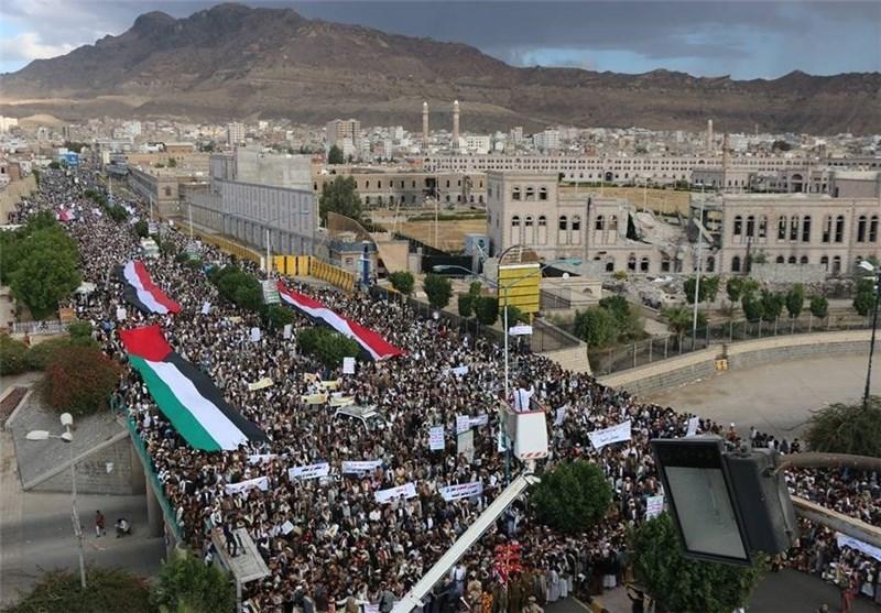 مسیرة صنعاء : الخطر فی«اسرائیل» ولیس فی باب المندب