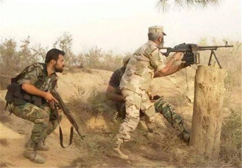 Suriye Ordusu İlerlemeye Devam Ederken IŞİD Teröristleri Sivilleri Katlediyor