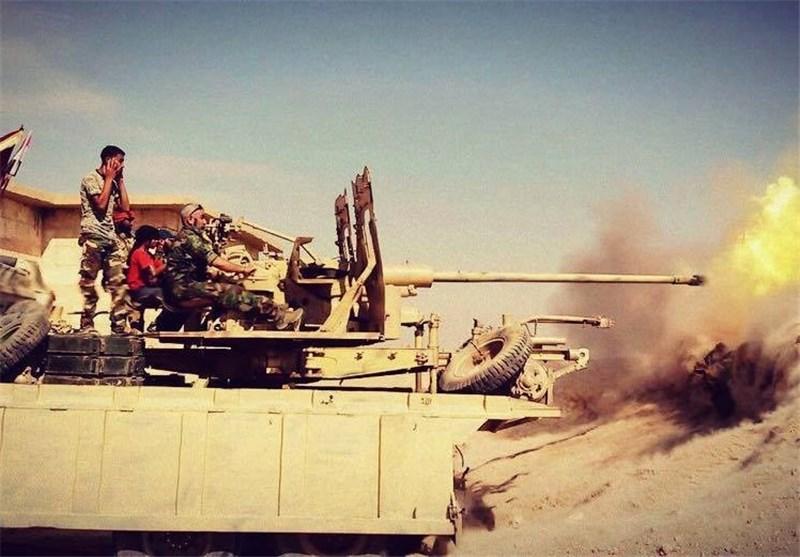 Suriye Ordusu, Deyr ez Zor'da IŞİD'e Ait Bombalı İHA Düşürdü