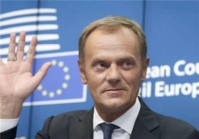 شورای اروپایی ترامپ را به شروع مجدد مذاکرات تجارت آزاد فراخواند