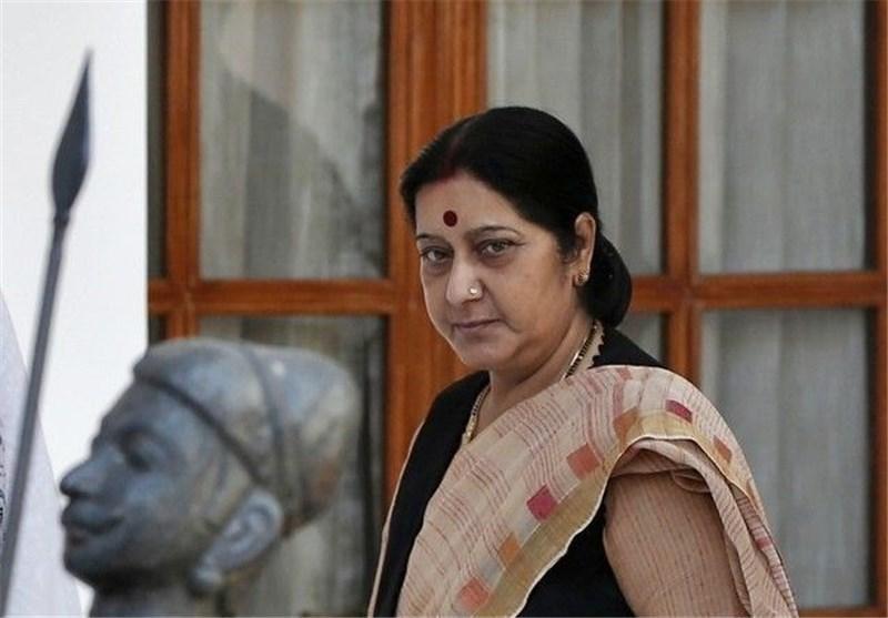 وزیر خارجه هند در تهران با معاون ظریف دیدار کرد