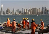 Migrant Workers in UAE Protest for Higher Pay