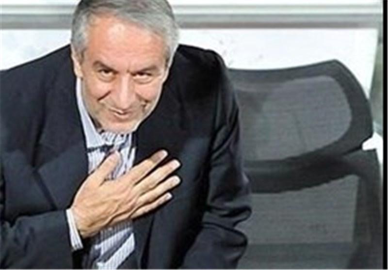 صلاحیت کفاشیان برای کاندیداتوری شورای فیفا تأیید شد