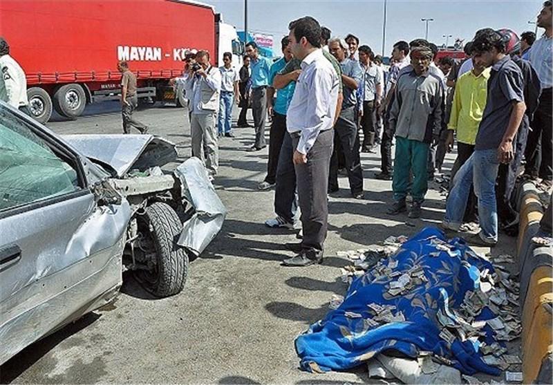 علت فوتیهای حوادث رانندگی استان مرکزی حین انتقال به بیمارستان مشخص شود