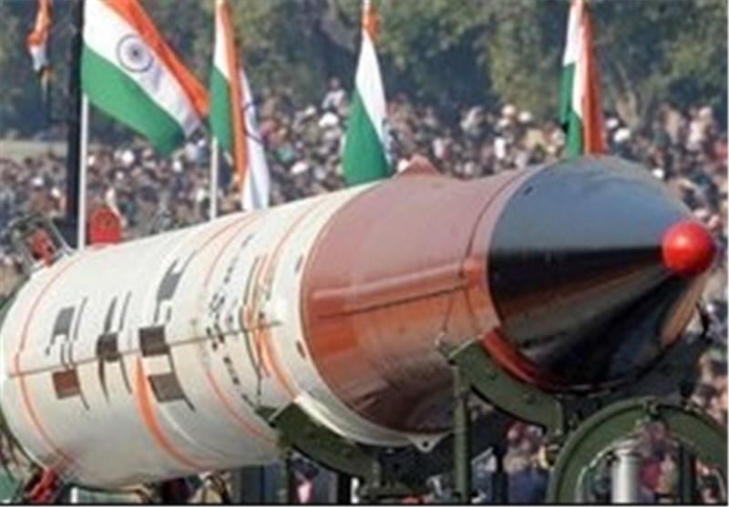 موشک بالستیک هند اگنی-4