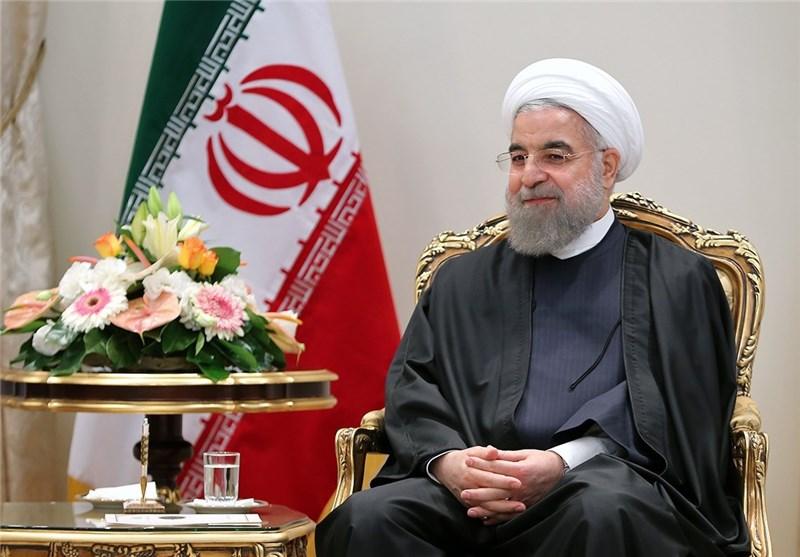 Rouhani Congratulates Armenia's New President