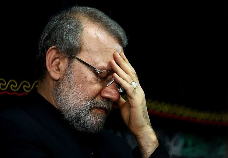 Iran's Larijani Condoles with Lebanon over Beirut Bombings