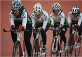 دوچرخهسواری پیست قهرمانی آسیا  یک رکوردشکنی دیگر برای بانوان ایران