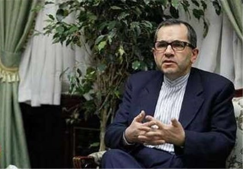 Iranian Diplomat, Slovenian FM Discuss Bilateral Ties