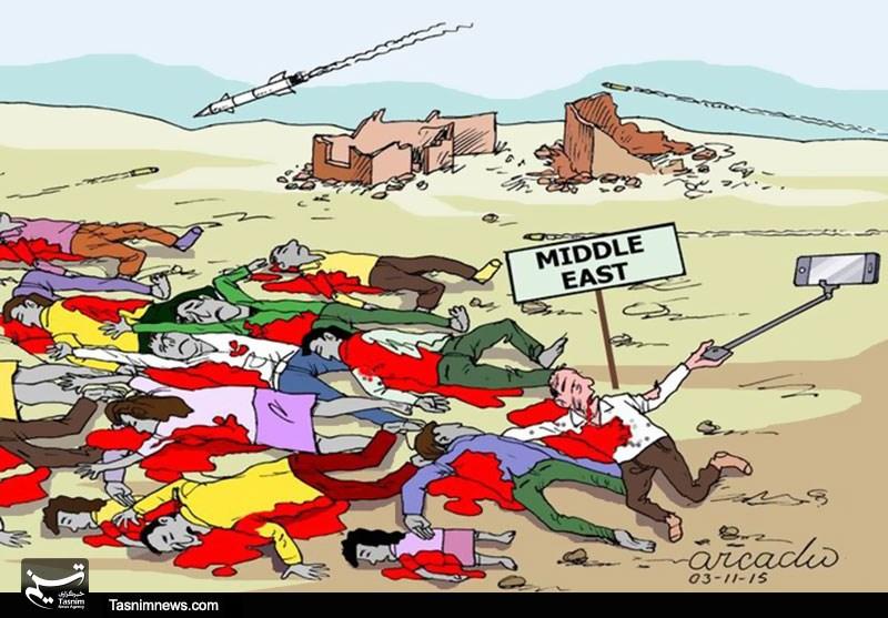 سلفی خاورمیانه