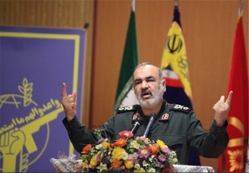 العمید سلامی: ایران مستعدة لمواجهة أخطر سیناریوهات التهدید